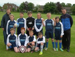 Fairtrade Football Champions All Saints